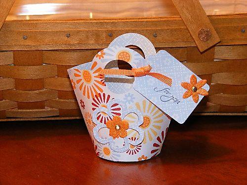 Washington Apple Basket