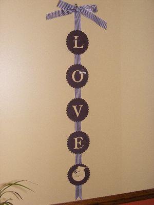 Love banner saffron 1