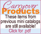 Carryover flyer May 2010