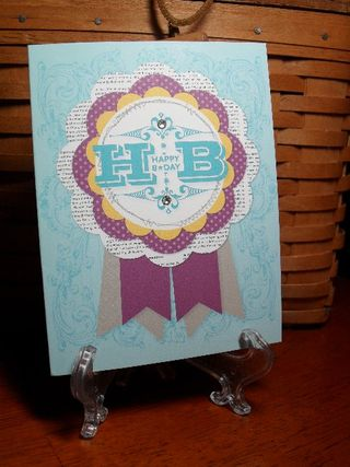 SU MDS birthday card