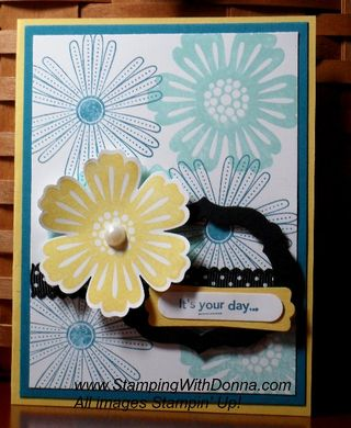 Framelits Daffodil Blossom