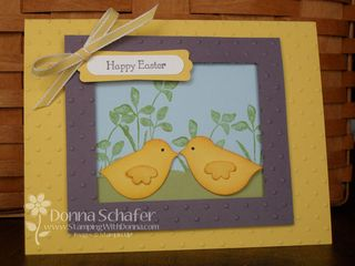 Easter chicks wm