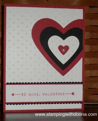 Framelits Heart Cutout Valentine