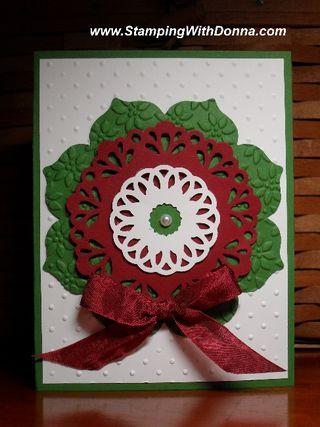 Framelit & Doily Wreath sm