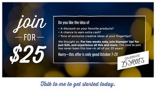 $25 Kit Oct. 2013