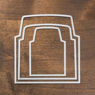 Envelope Liner framelits