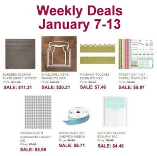 Weekly deals jan 7-13
